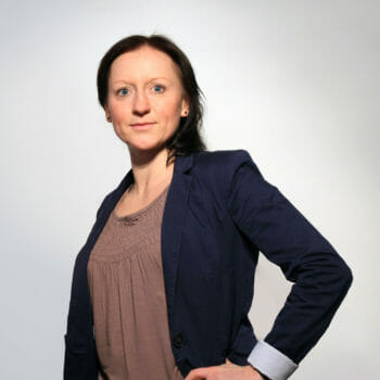 Portraitbild Manuela Schellenberger