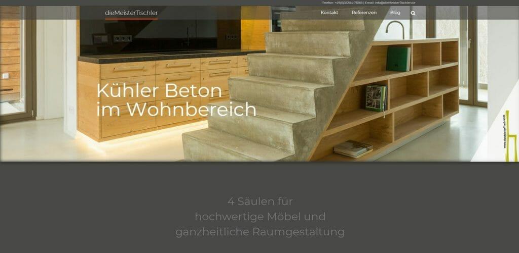 Hochwertige m bel ganzheitliche raumgestaltung for Raumgestaltung innenarchitektur ausbildung