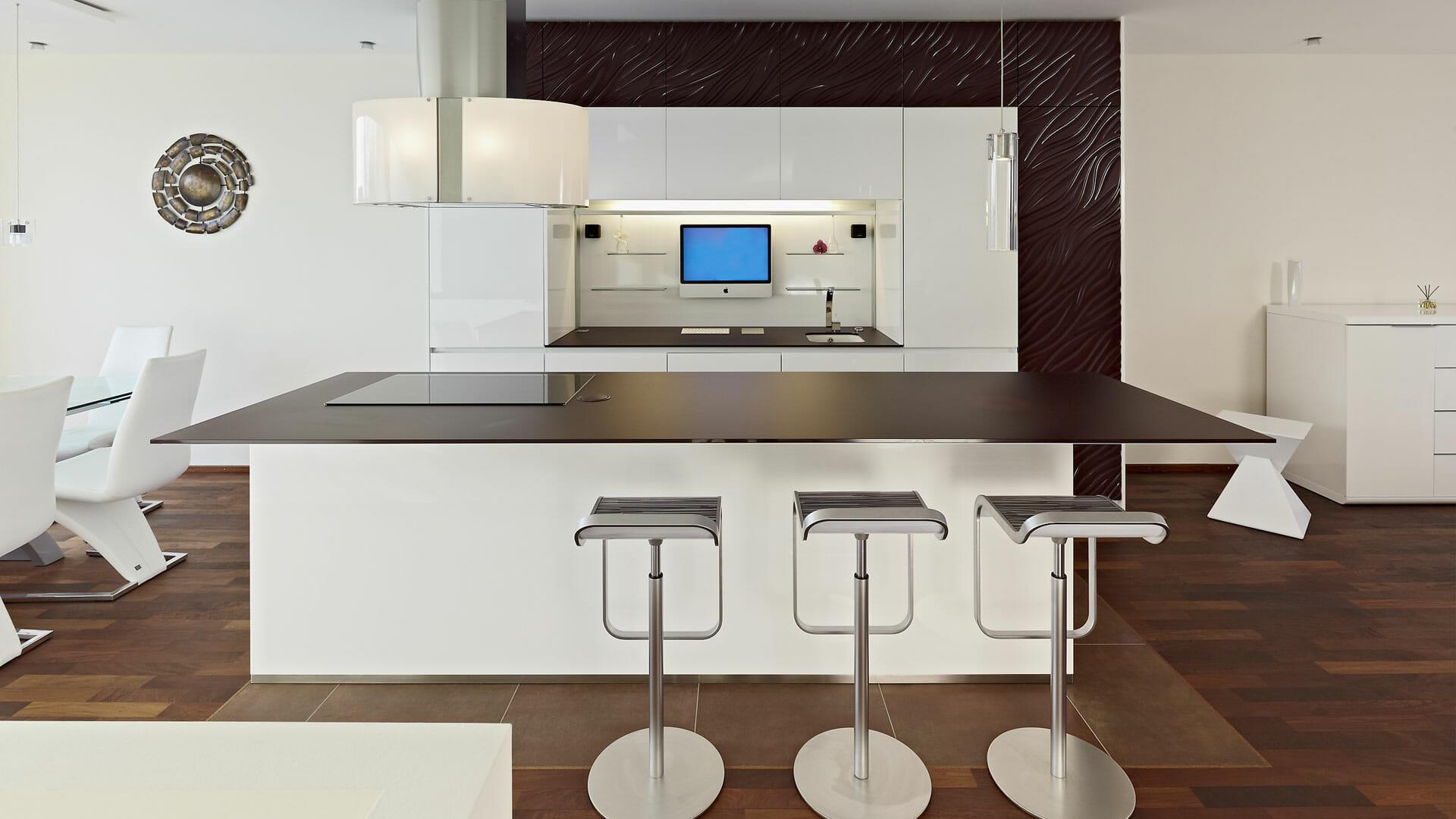 Lovely Luxus Küche Collection Of Technikaffine Küche