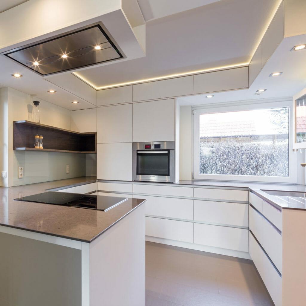 Erfreut Bunte Küchen Houzz Fotos - Küchen Ideen Modern ...